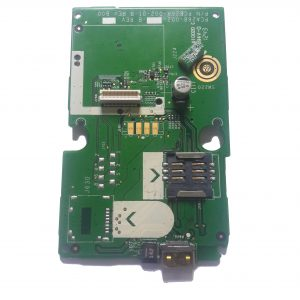 Placa I/O Power VX 680