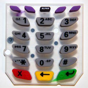 Teclado VX 510 Dial